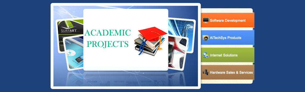 Academic Projects โครงการทางวิชาการ
